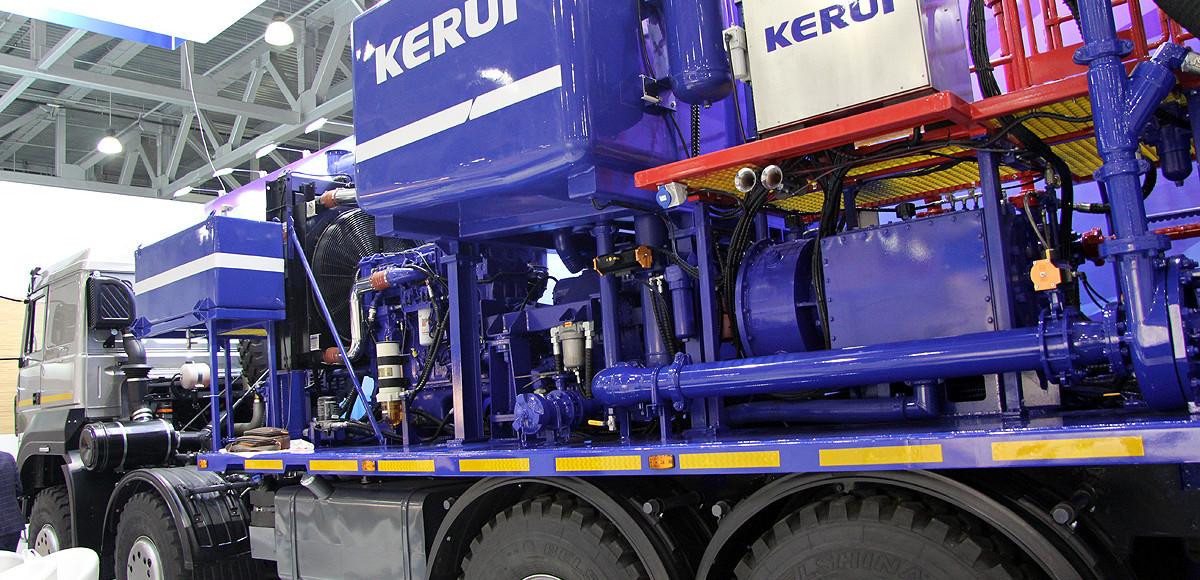 Буровые на колесах: мобильная техника для «нефтянки»