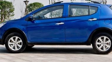 Кроссовер Lifan X50 скоро появится в России