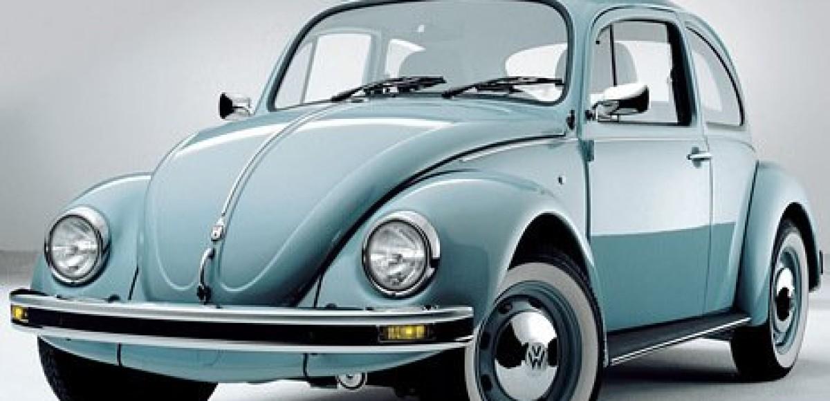 Volkswagen Beetle. Маленький автомобиль для женщин