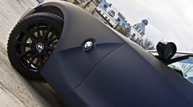 BMW Z4 от «Крас и К». Бархатная акула