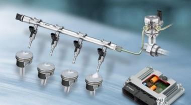 Bosch DI-Motronic: прямой впрыск для экономичных бензиновых двигателей