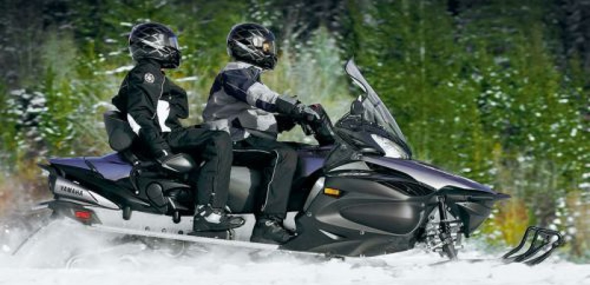 Yamaha RS Venture GT/TF. Комфорт, еще комфорт…