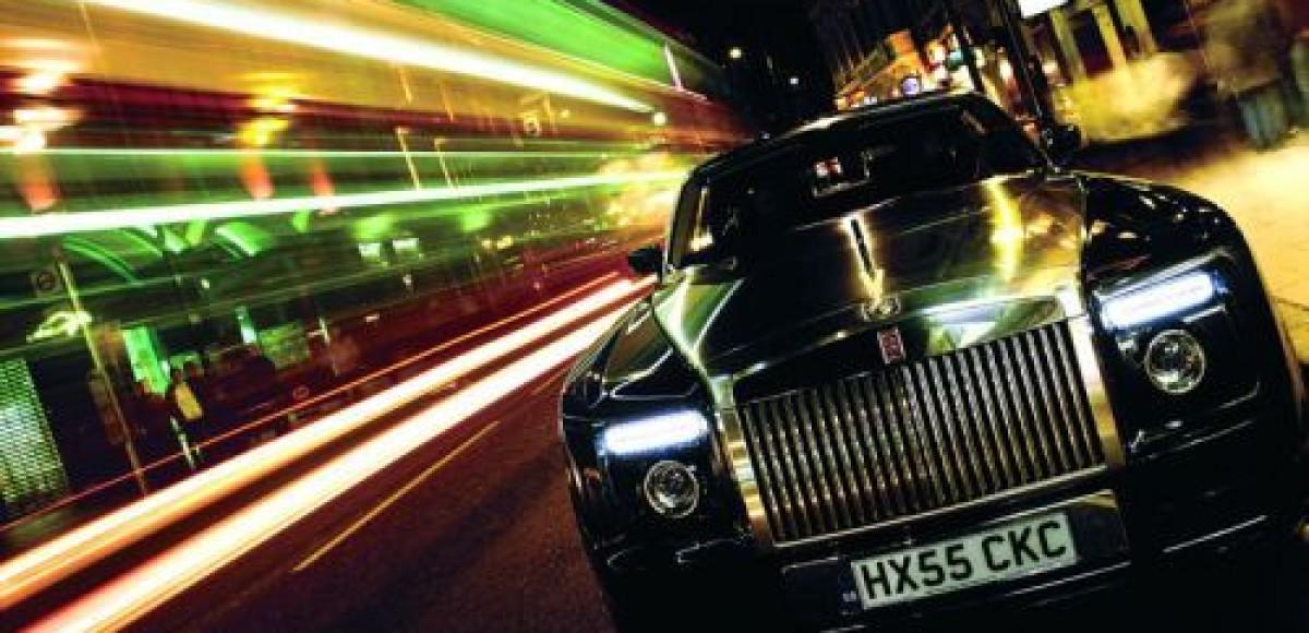 По самой высокой в мире цене Rolls-Royce Phantom продаются в Москве