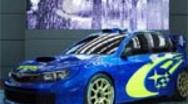 Subaru WRC Concept. К новым победам