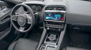 Персональный ассистент: как работает система Incontrol Touch Pro в Jaguar F-Pace