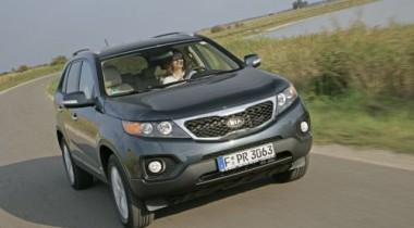 На Ижевском автозаводе возобновят сборку KIA Sorento