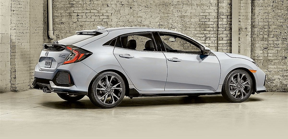 Honda Civic. Вне зоны доступа
