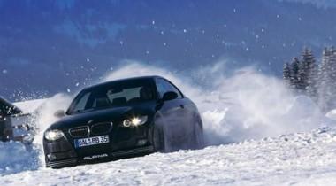 Мировая премьера полноприводного BMW ALPINA в Женеве