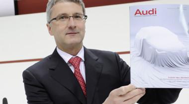 Audi планирует 11 новых моделей