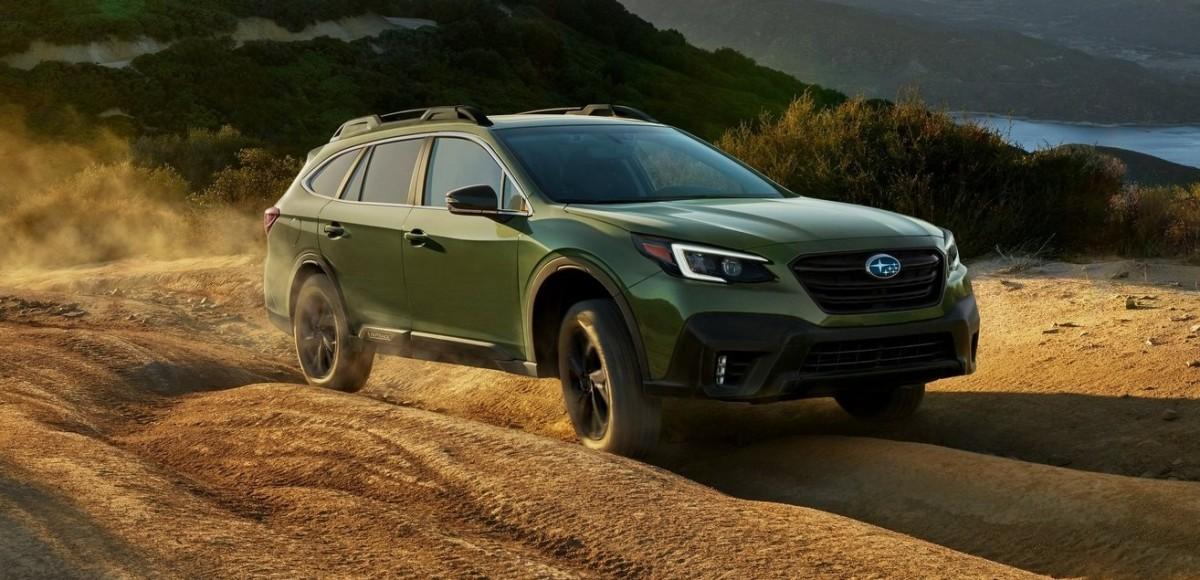 Subaru Outback: игра на равных