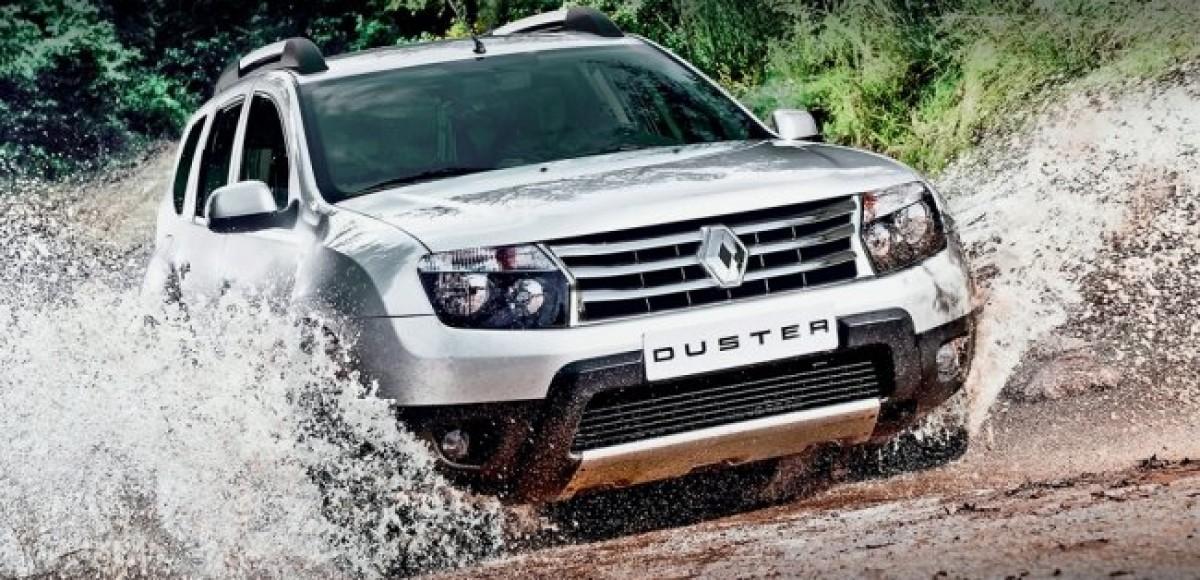 Renault Duster. Исключение из правил