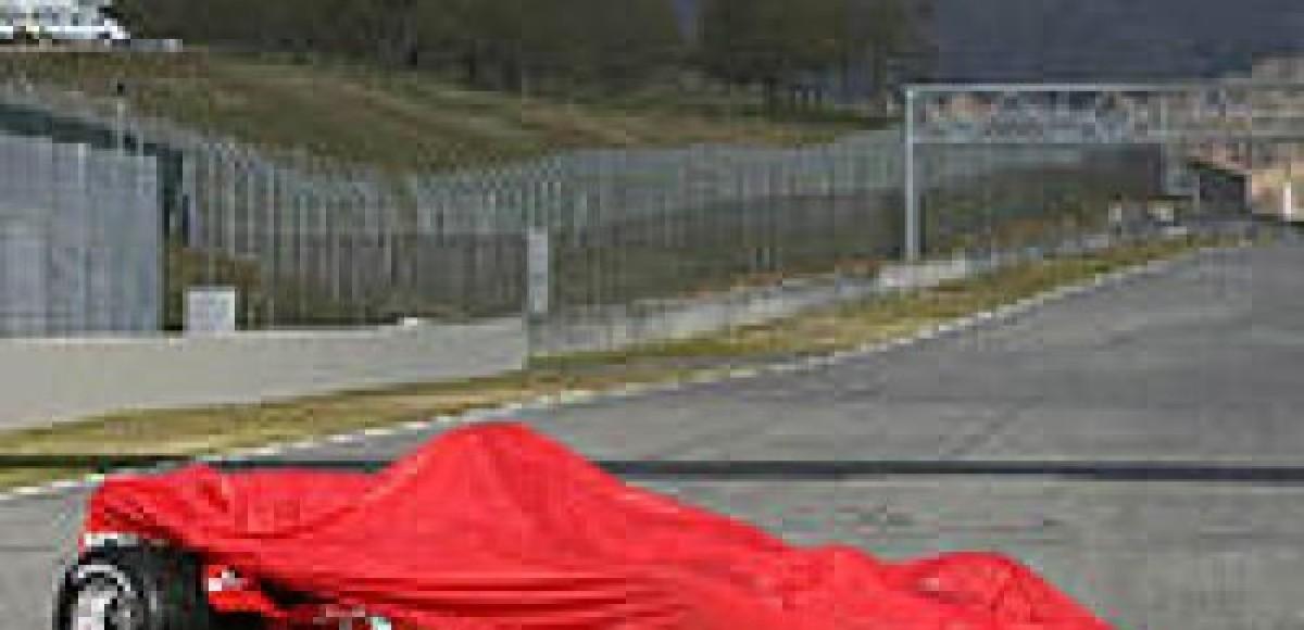 Первые тесты в Формуле-1: Высокая конъюнктура для шпионов