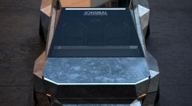 Тюнинг Tesla Cybertruck: «развидеть» не получится