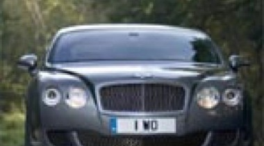 Bentley Continental GT Speed. Королева скорости