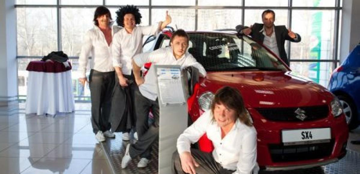 В Москве открылся новый автоцентр Suzuki Группы компаний «Автомир»