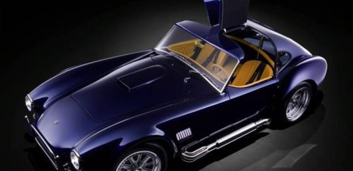Новую AC Cobra покажут на выставке Top Marques в Монако