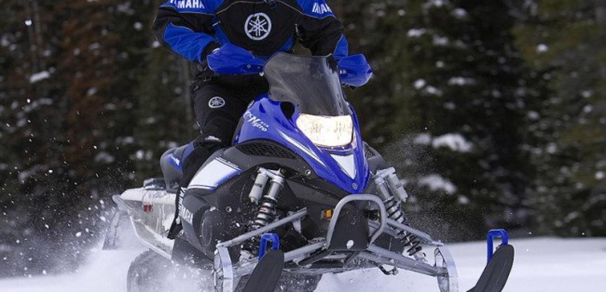 Yamaha Nytro XTX 2009. Отчаянный драйв