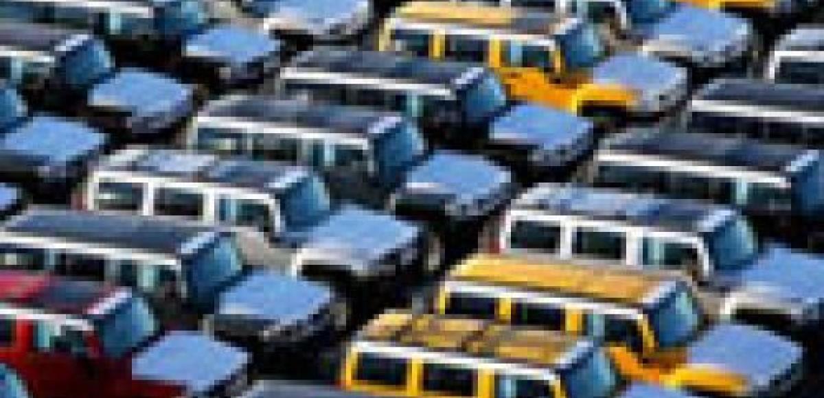 В Москве появятся паркинги на 45 тысяч машиномест