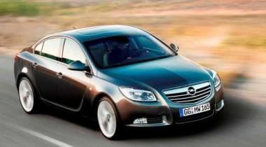 Opel Insignia назван лучшим европейским автомобилем года