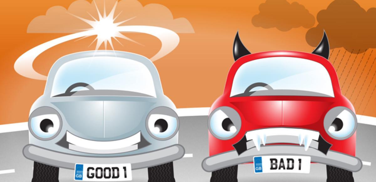 Проблемы новых правил регистрации машин