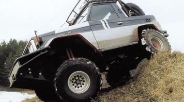Toyota Land Cruiser. Дом на колесах