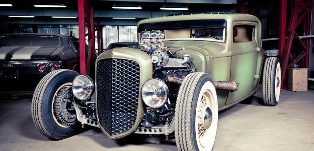Underground Motor Show – шоу ревущих моторов!