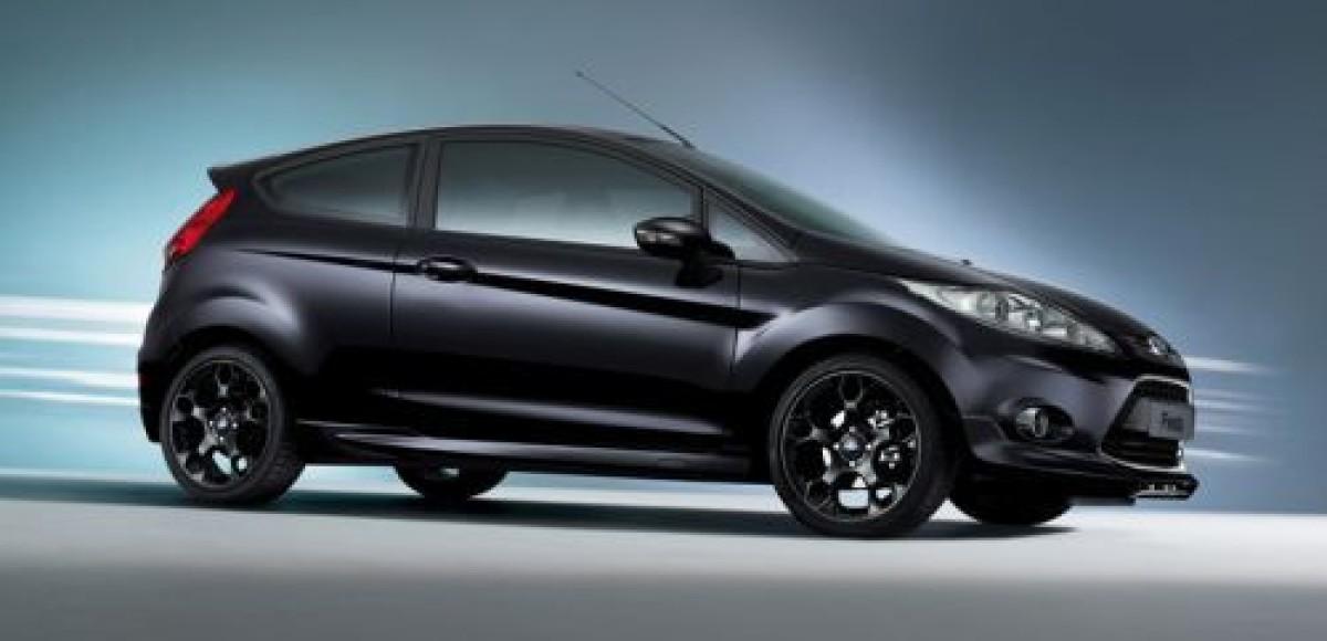 Ford Fiesta Sport Limited Edition уже в России