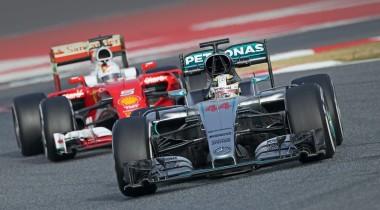 Жажда скорости: особенности болидов «Формулы-1»