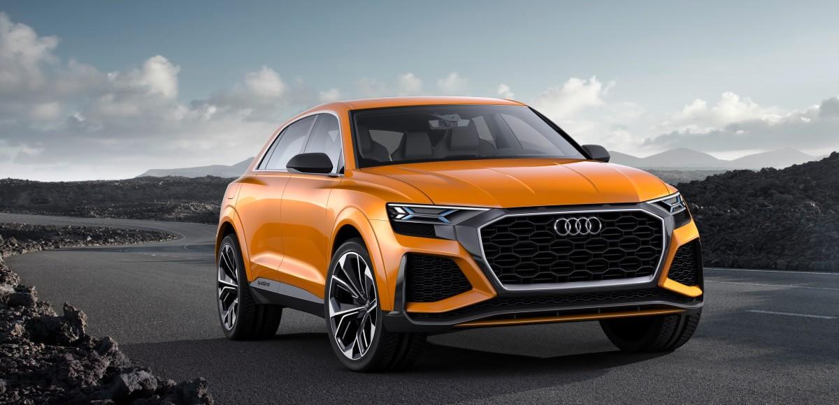 Венгерский Q4 и словацкий Q8: Audi рассказала о новых кроссоверах