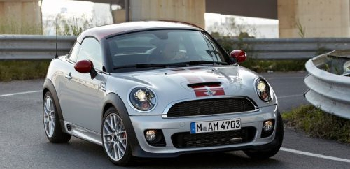 Стали известны цены на новый Mini Coupe