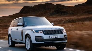 Обновленный Range Rover: старт продаж и цена для России