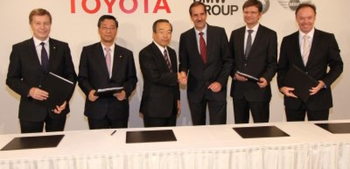 BMW Group и Toyota объявили о начале сотрудничества в области экологии
