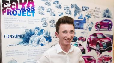 Дизайн-проект LADA будущего создали студенты Университета машиностроения