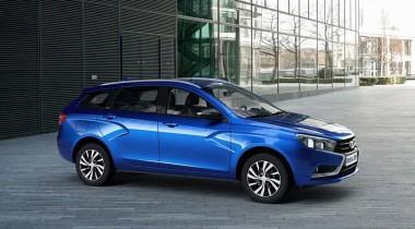 Началось производство новой версии Lada Vesta