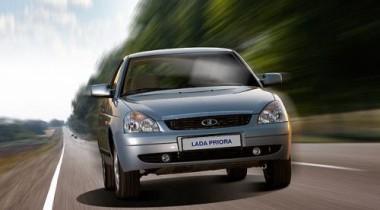 В Чечне планируют выпускать Lada Priora и Lada Kalina