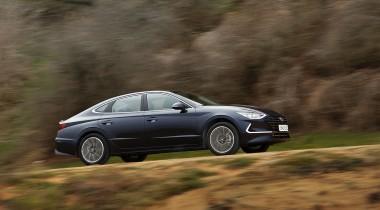 Тест-драйв нового Hyundai Sonata. Акула капитализма