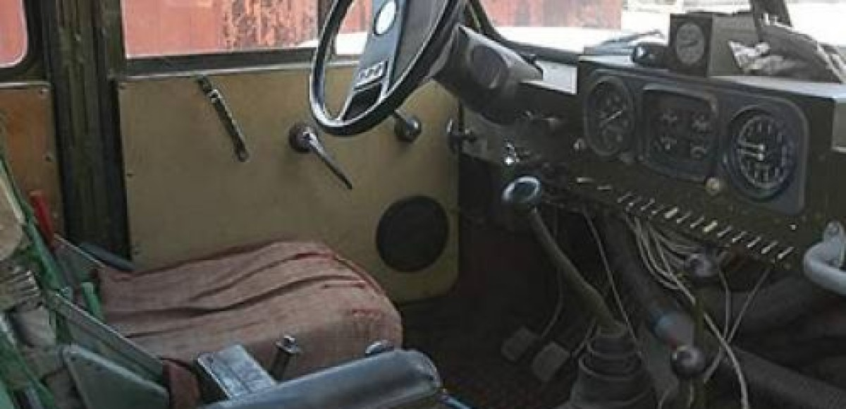 Сверхпроходимый джип сделали из деталей трактора и вертолета