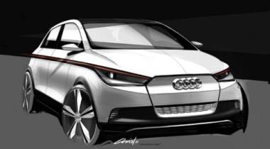 На автосалоне во Франкфурте Audi покажет A2 concept