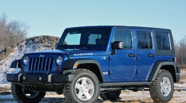 Jeep Wrangler Rubicon. Особенности комплектации
