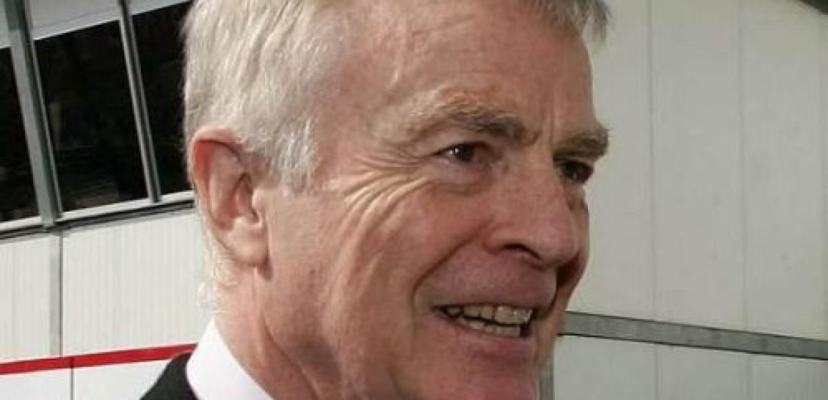 Мосли планирует уйти в отставку в 2009 году