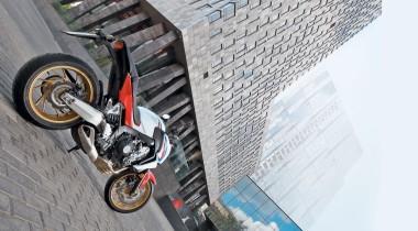 Honda CB650F. Преемник