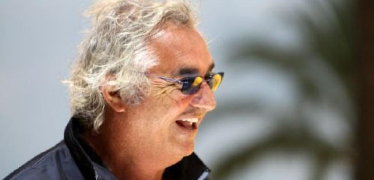 Флавио Бриаторе расстаётся с Renault ?