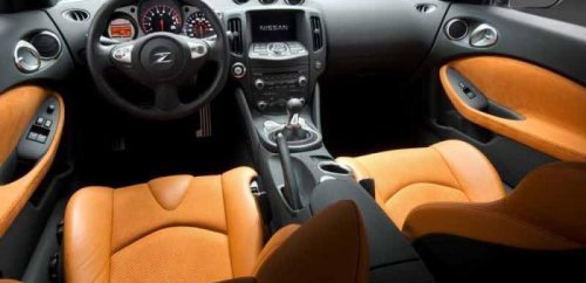 Nissan готовит премьеру 370Z Coupe
