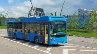 Daewoo Trucks начала продажи в России 30-тонника Novus CL7AF
