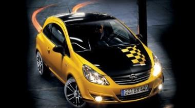 Opel Corsa. Апгрейд