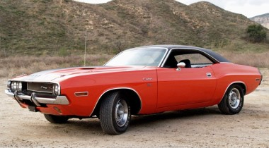 Dodge Challenger. Американский герой