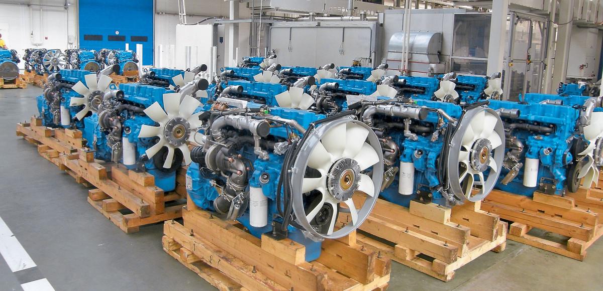 Движущая сила автопрома: российские моторы