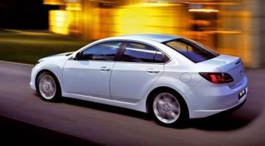 2008 Mazda6. Фотосессия