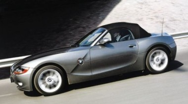 Купе BMW Z4 представят в Женеве