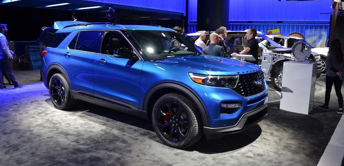 Ford Explorer — с чистого листа